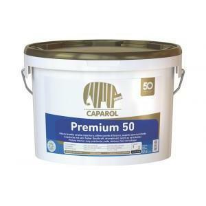 caparol caparol pittura lavabile premium 50 12,5 lt priva di solventi e plastificanti, antigoccialavabile