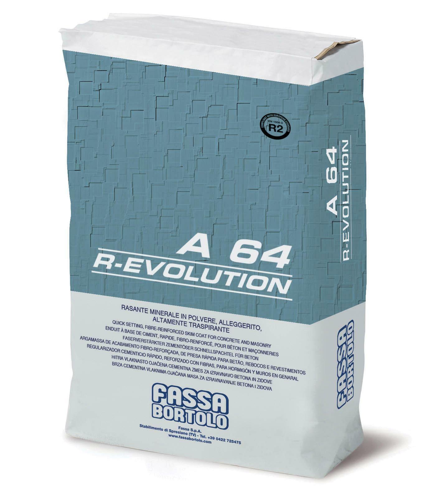 fassa fassa a 64 r-evolution 25 kg bc=48 cod.647
