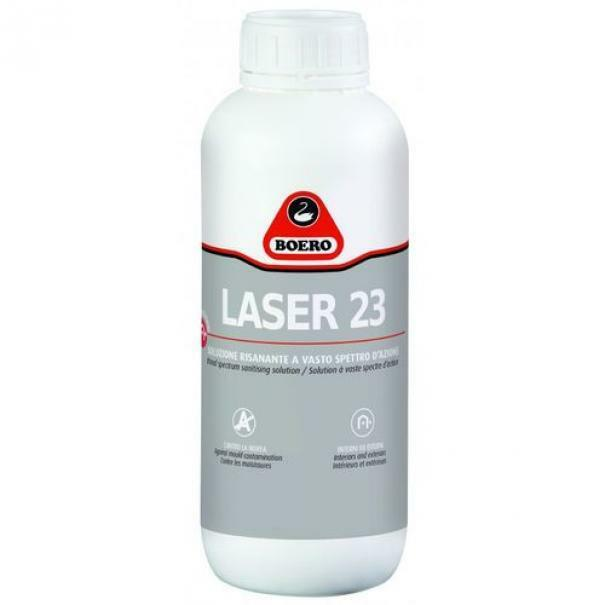 boero boero laser 23 detergente antimuffa spray 0,5 lt