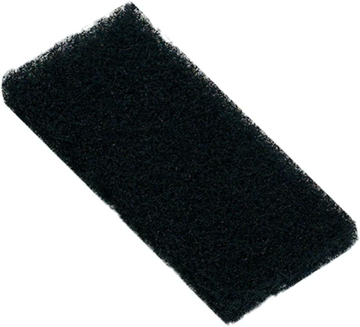 ancora ricambio frattazzo nero 250x120 nero cod.873/rn