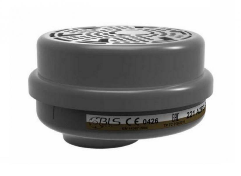 bls bls filtro per mascherina 221 a2p3 r