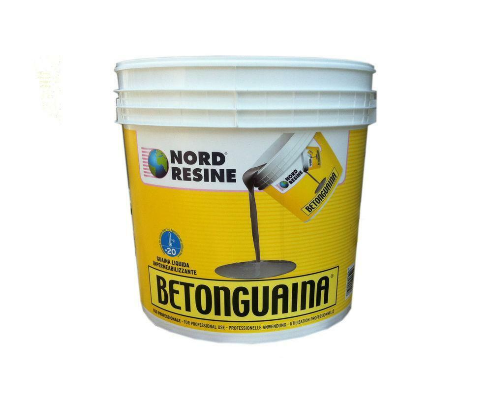 nord resine nord resine betonguaina componente a + componente b 20 kg guaina liquida bicomponente