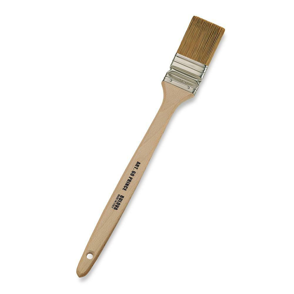 bulova bulova radiatore prince misto orel 40x10 ideale per vernici e smalti a solvente, superfici lisce e ruvide.