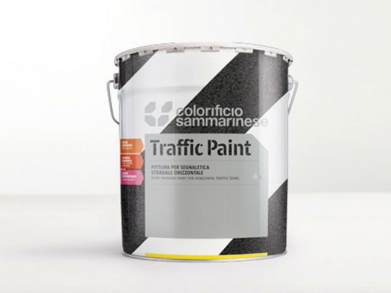 sammarinese sammarinese spartitraffico giallo 30 kg smalto per la segnaletica stradale orizzontale del tipo non rifrangente