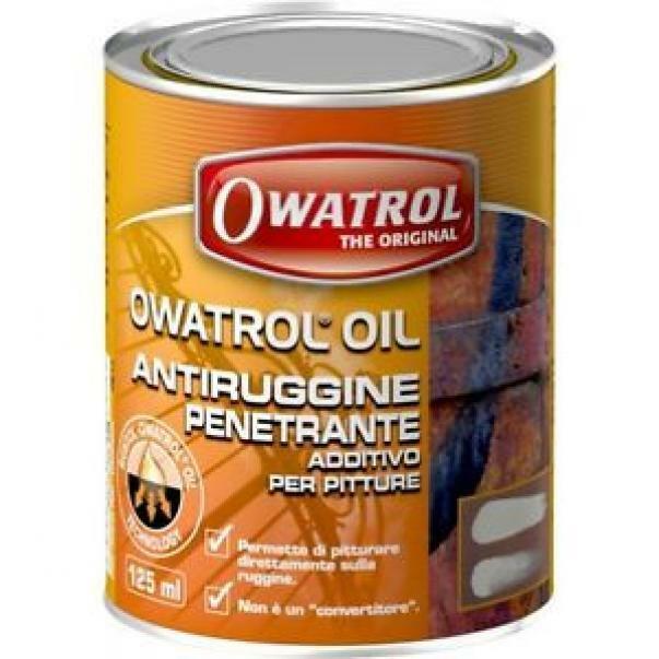 bulova owatrol oil 0.125 lt antiruggine penetrante