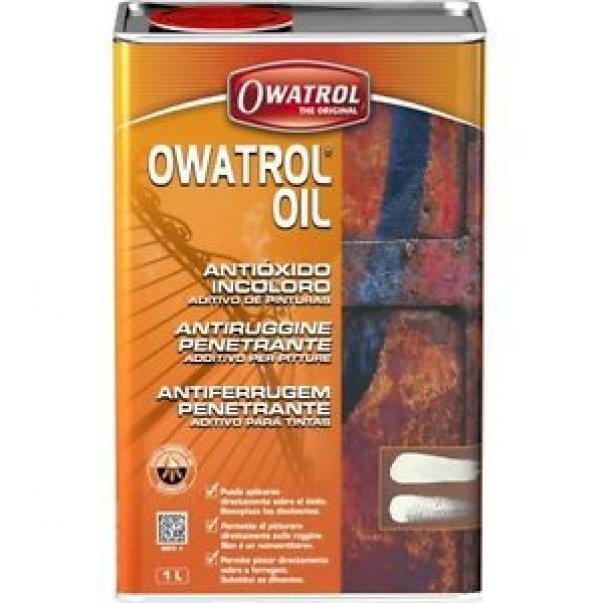 owatrol owatrol oil 1 lt antiruggine penetrante