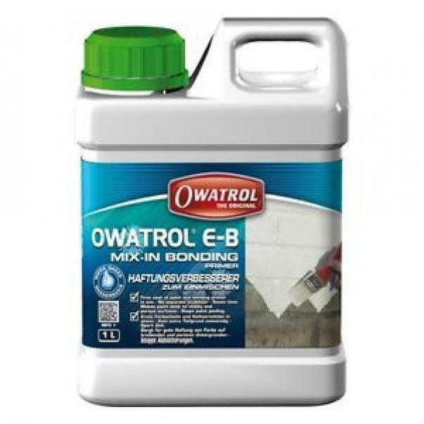 owatrol owatrol easy mix e-b 1 lt. additivo per pitture acriliche e viniliche