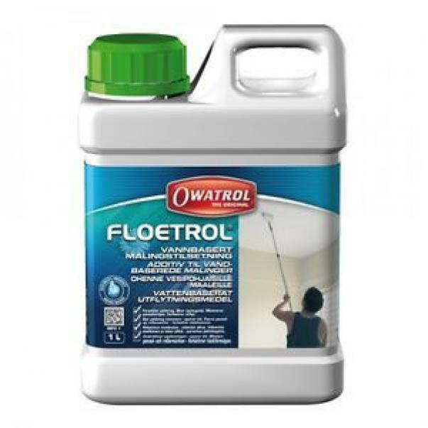 owatrol owatrol floetrol 1 litro additivo per pitture
