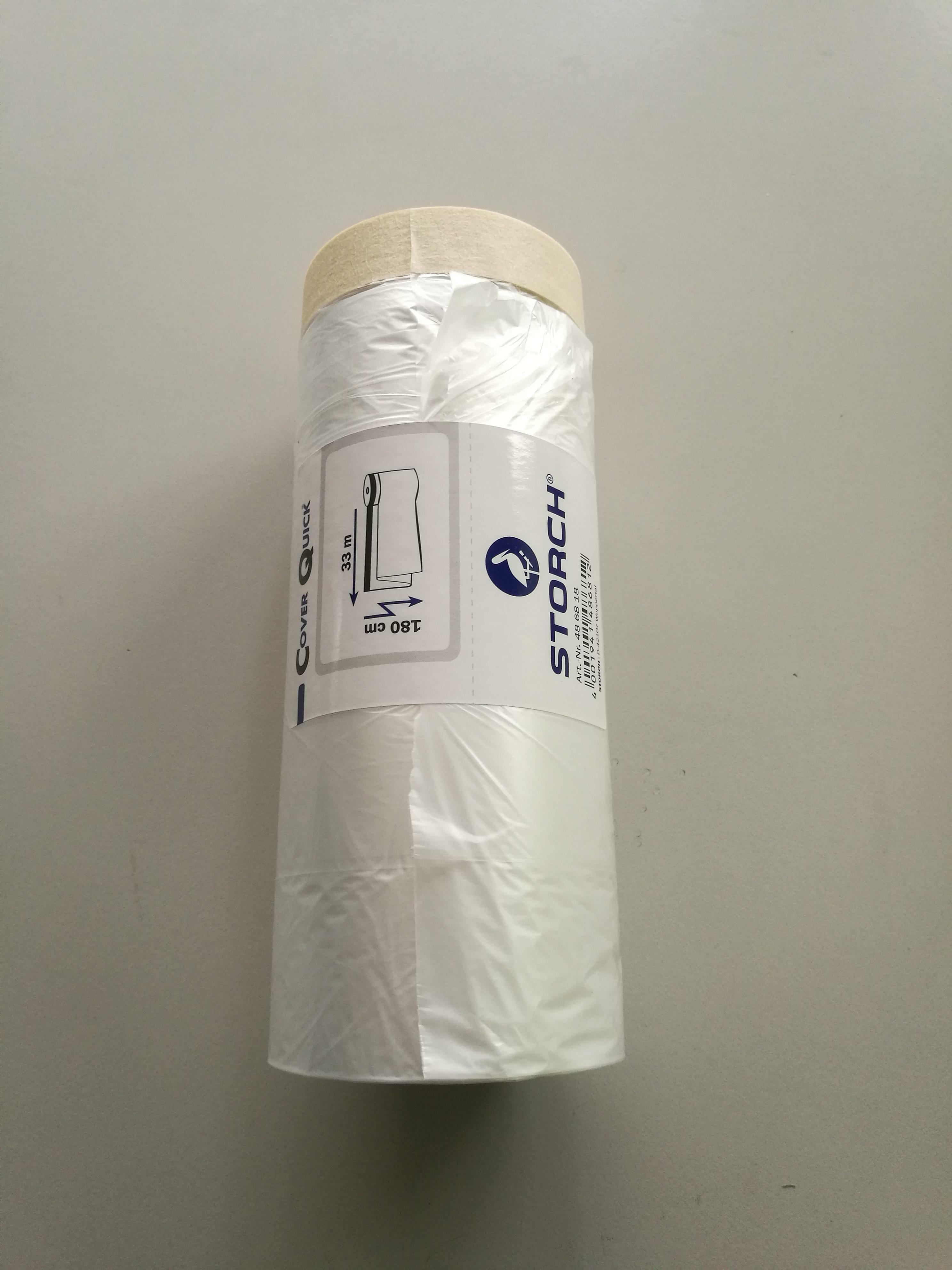 storch storch pellicola cover quick con nastro easy 30cm 33mt