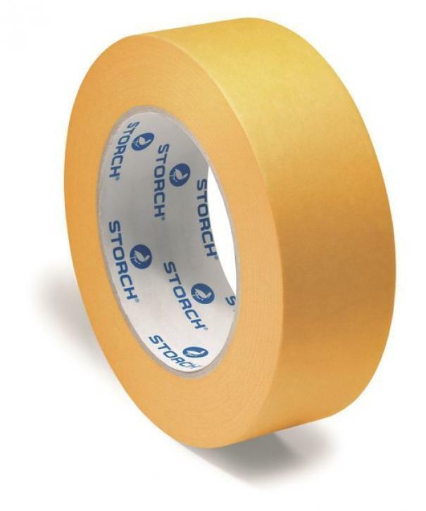 storch storch nastro adesivo profi giallo sole 50mm 50mt
