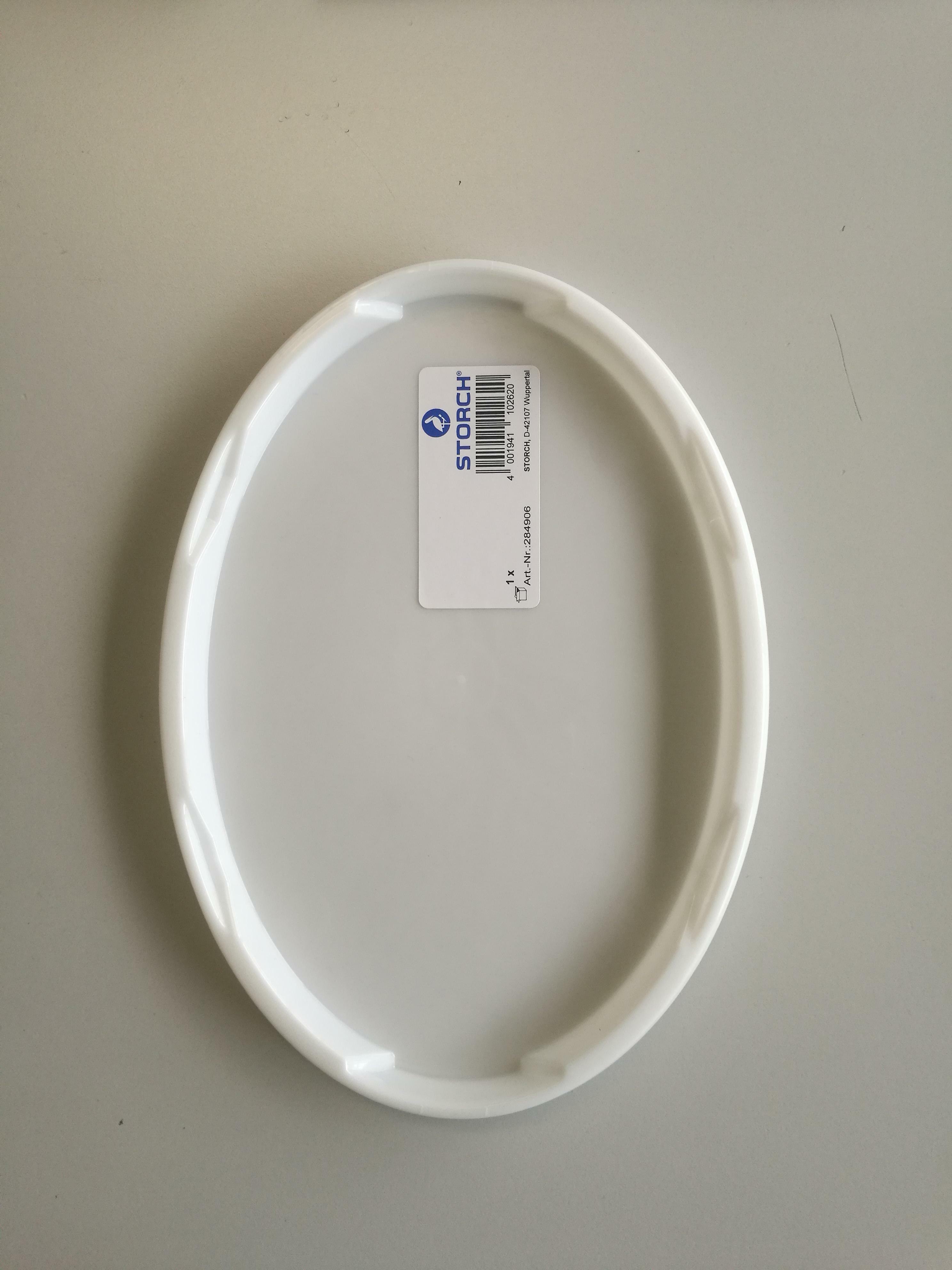 storch storch coperchio per secchio ovale da 19 lt