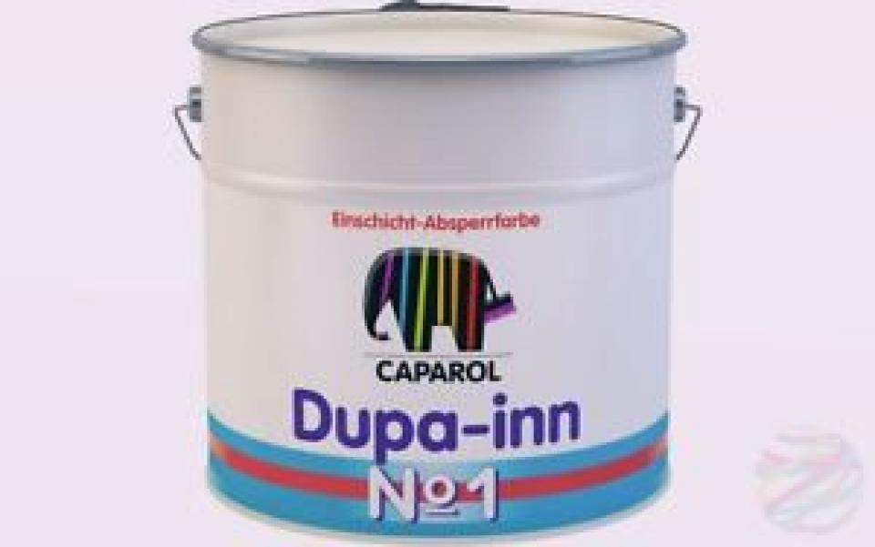 caparol caparol pittura a base solvente coprimacchia dupa inn 2001 bianco 5 litri