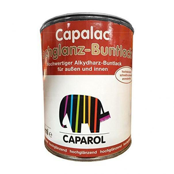 caparol caparol capalac hochglanz-buntlack ral 9007 2,5 lt cod.703782