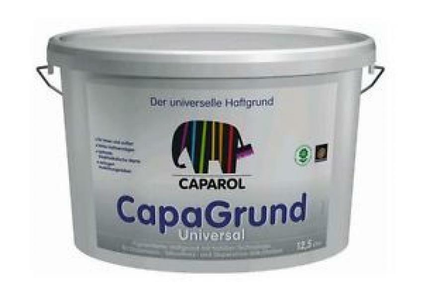 caparol caparol fondo speciale capagrund universal base 1 10 lt