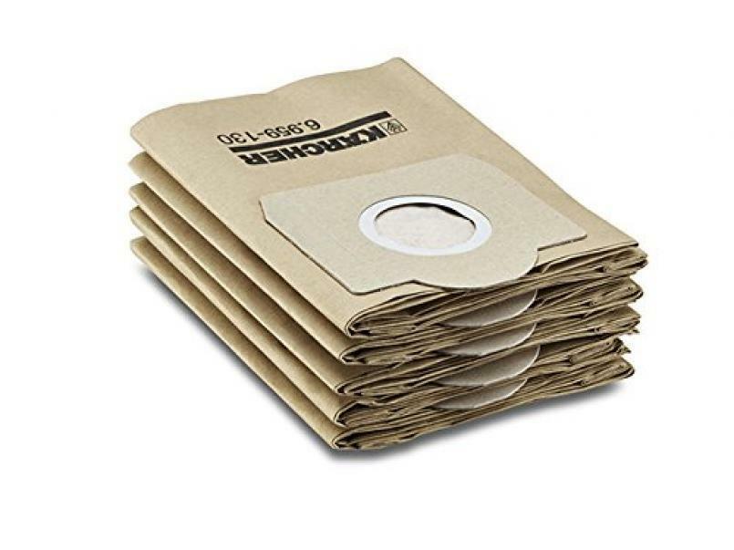 karcher karcher sacchetti filtro in carta cf= 5 pz cod.6.959-130.0