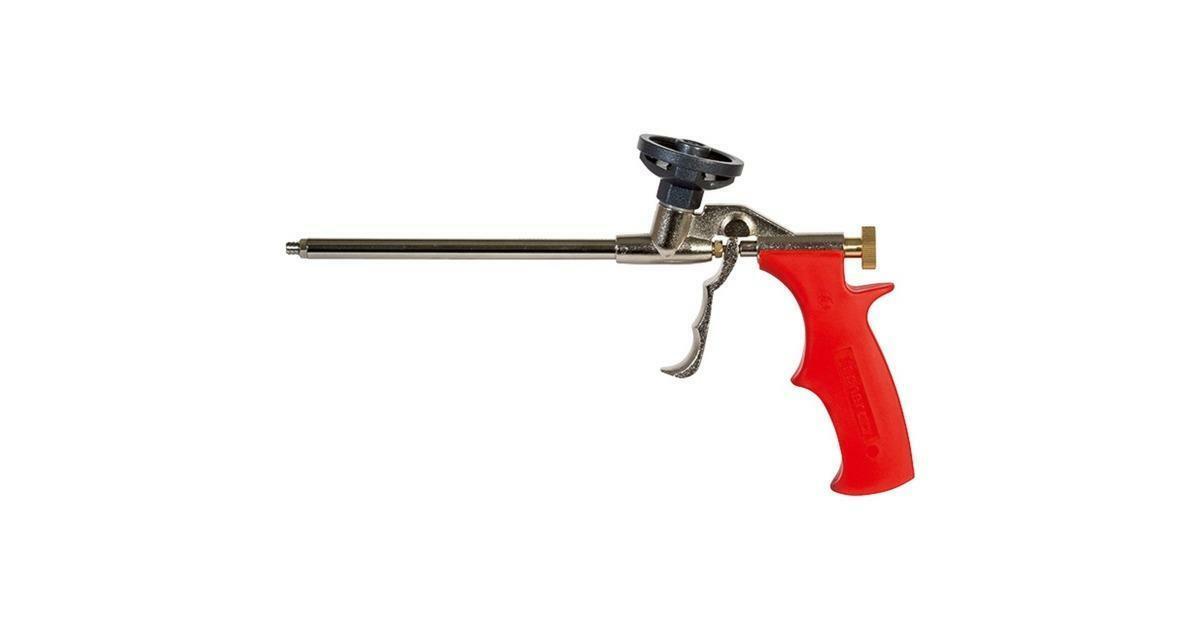 fischer fischer pistola in metallo per schiuma pup m3 cod.33208