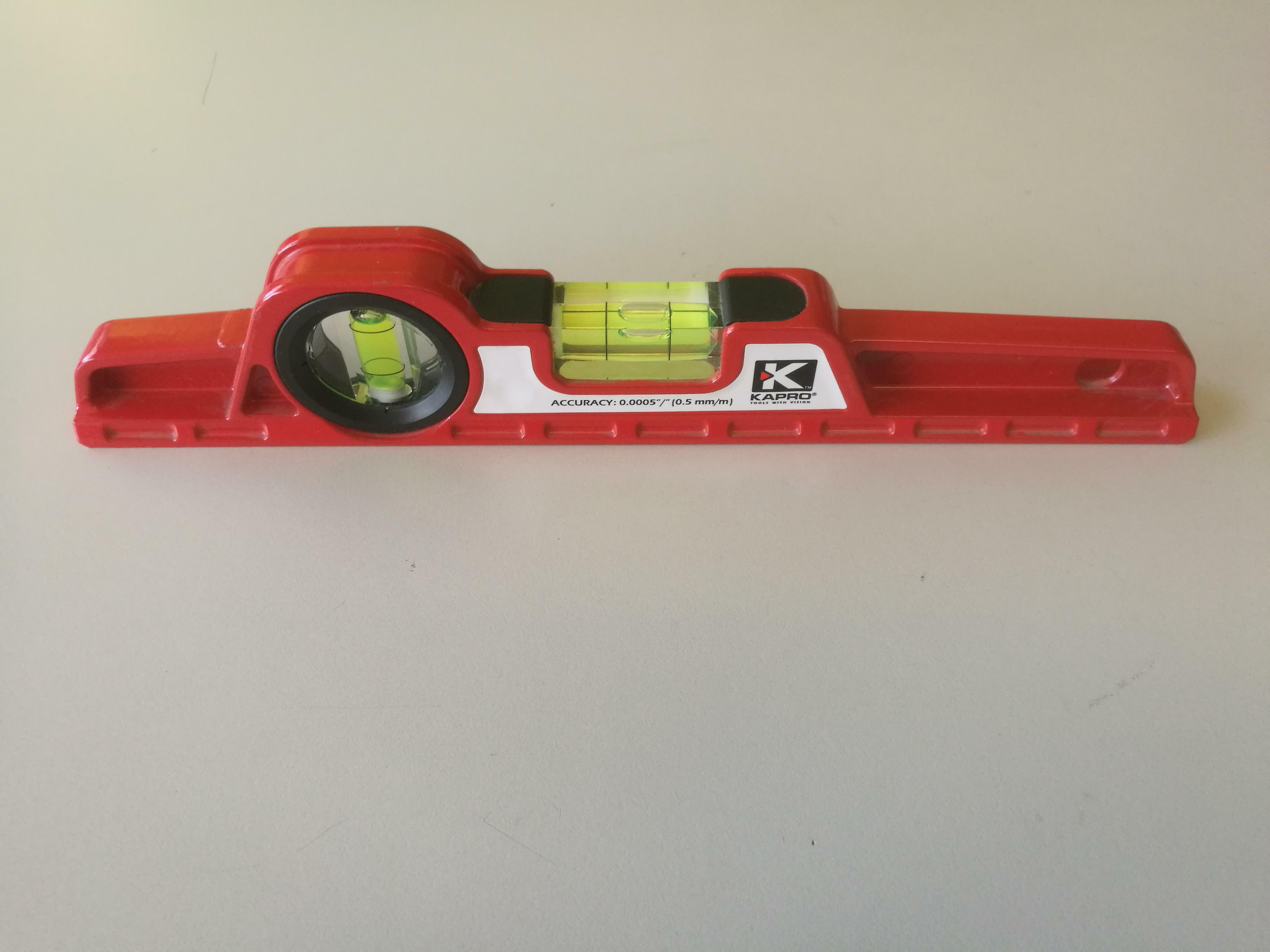 kapro livella kapro torpedo 25 cm