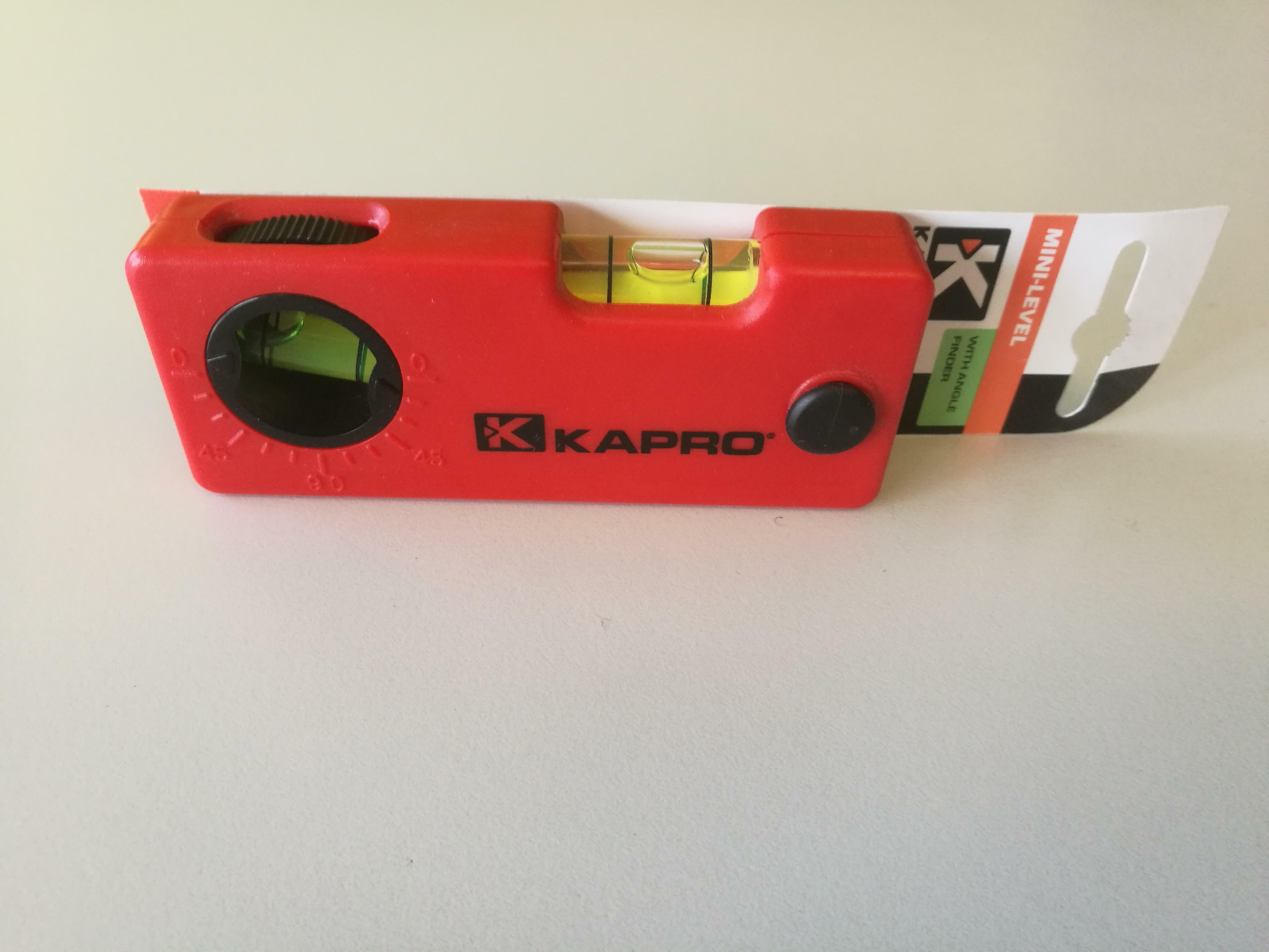 kapro kapro livella mini 10 cm cod.0198270