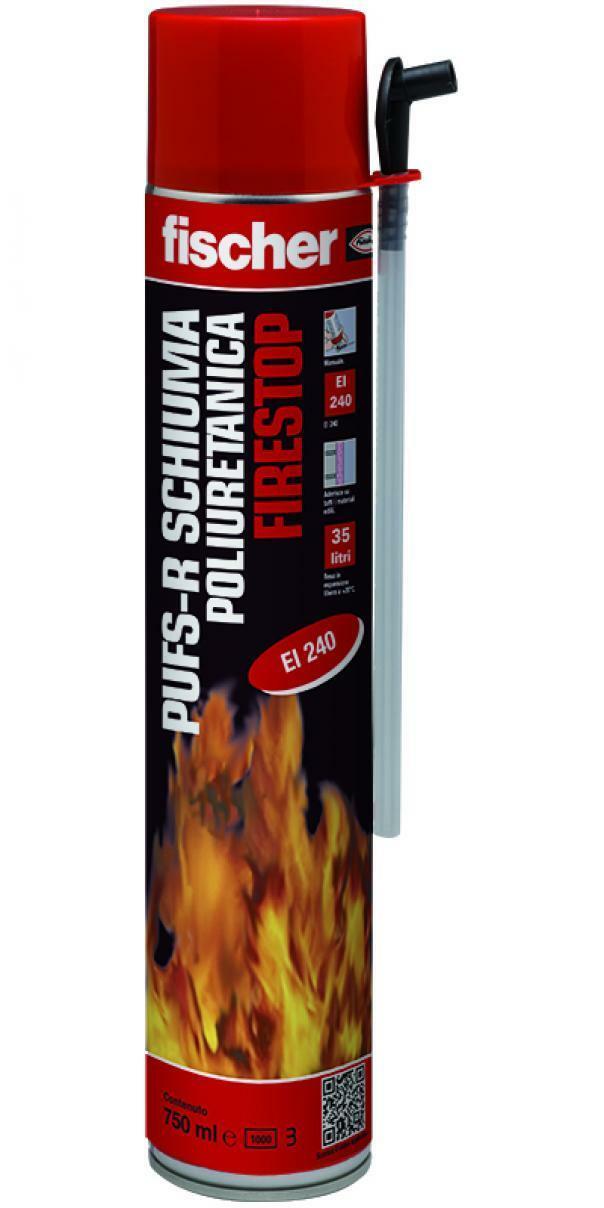 fischer fischer schiuma ei manuale pufs-r 750 ml cod.9298