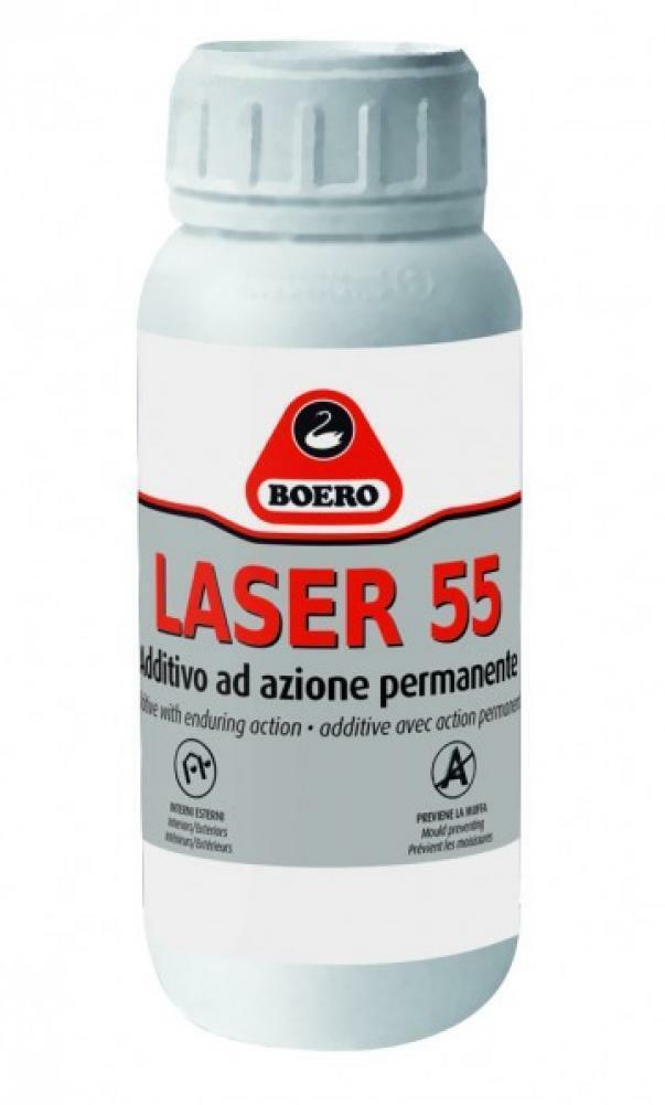 boero boero laser 55 additivo antimuffa antialga e antimuschio per idropitture per interni e per esterni 0,25 lt