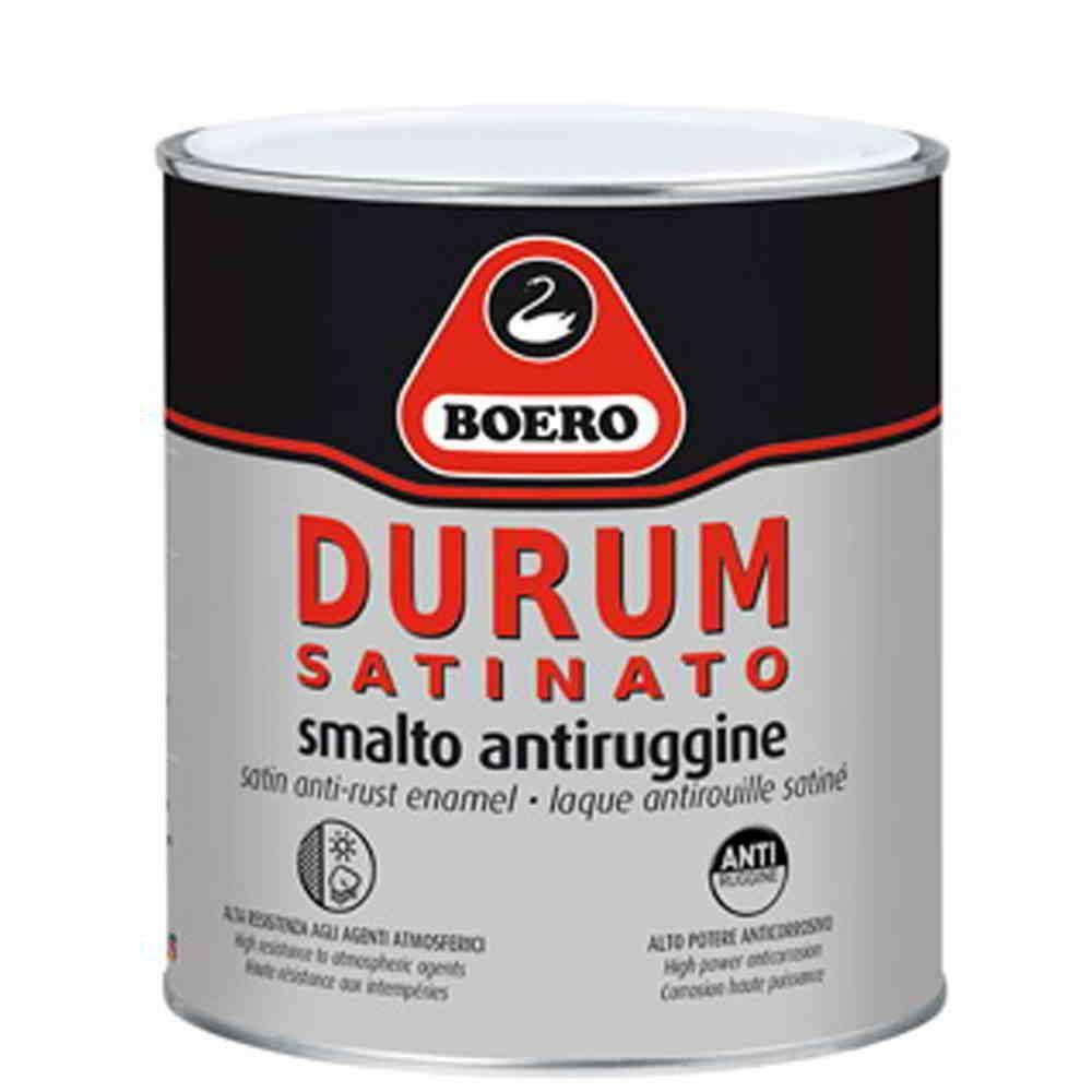 boero boero durum smalto sat. rosso italia 2,5 lt cod.106.178