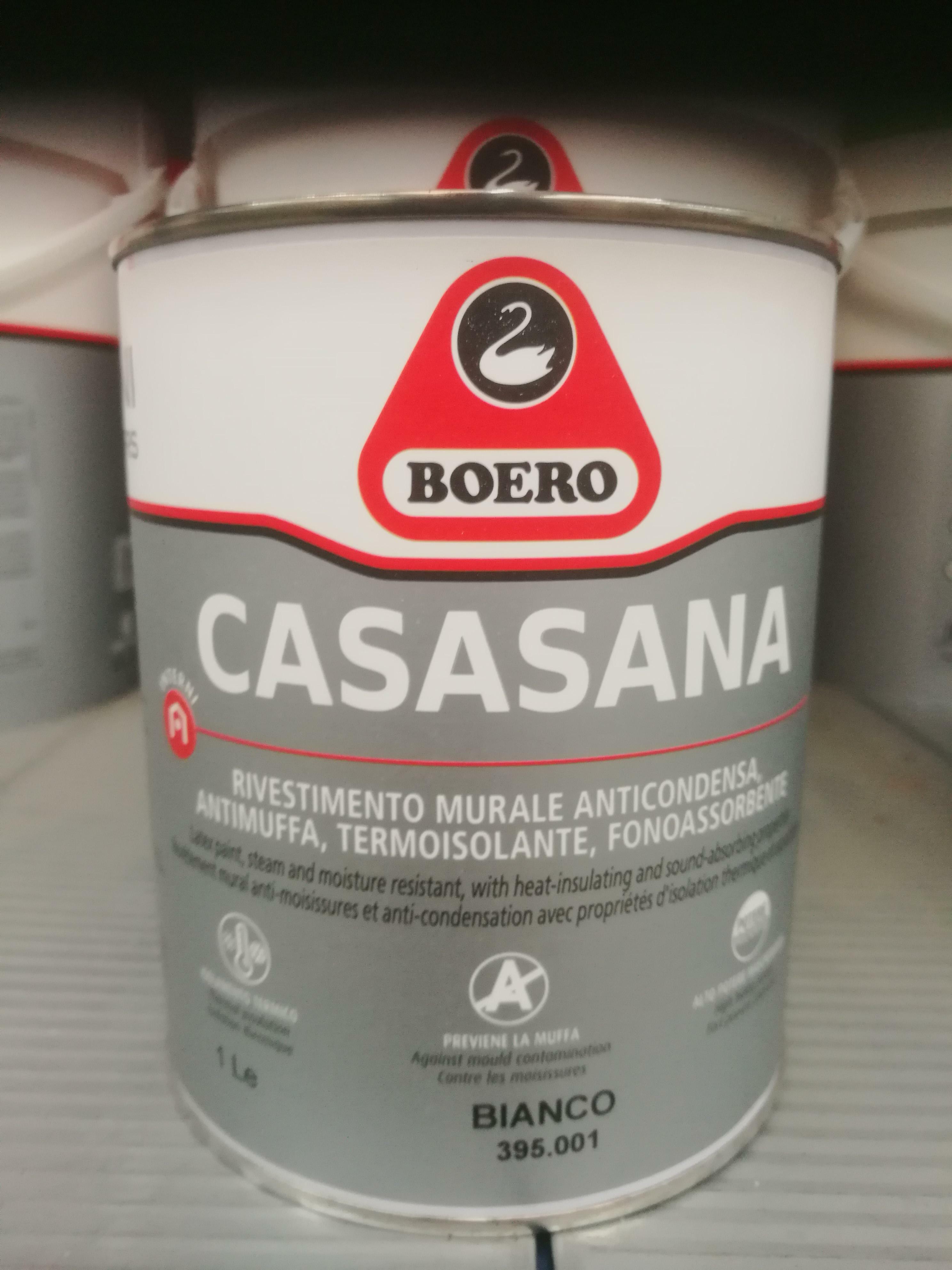 boero boero casasana anticondensa 1 lt pittura anticondenza antimuffa  fonoassorbente