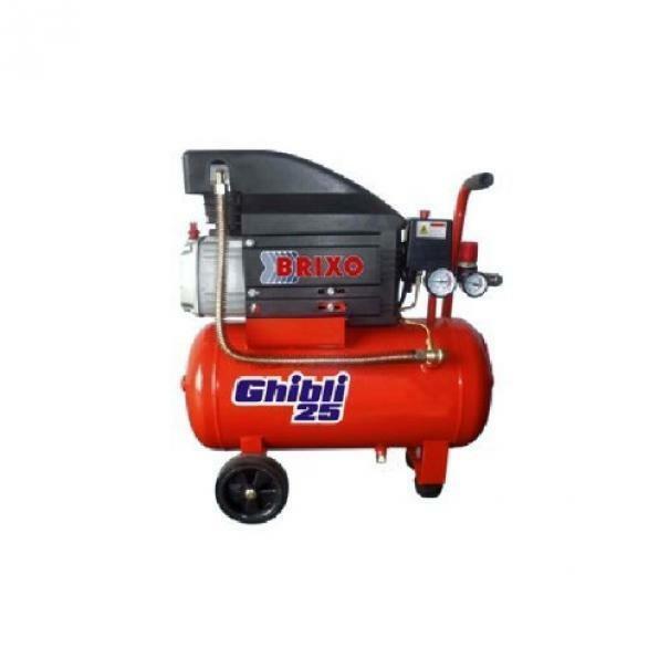 brixo compressore brixo ghibli 25 lt