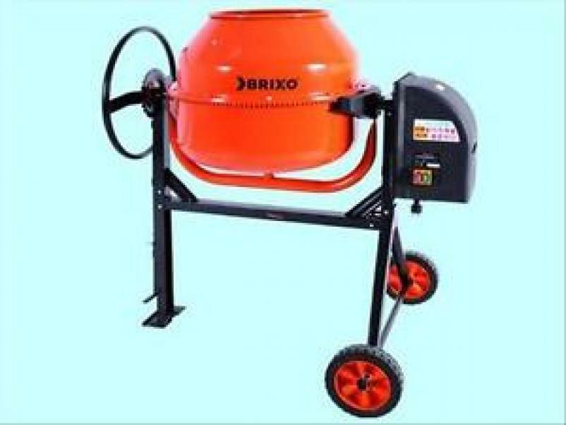 brixo betoniera brixo mixer profi w650 160 lt