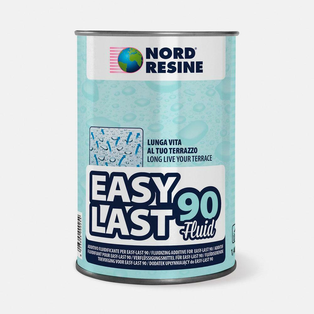 nord resine nord easy-last 90 fluid 1,4 kg additivo fluidificante per easy-last 90