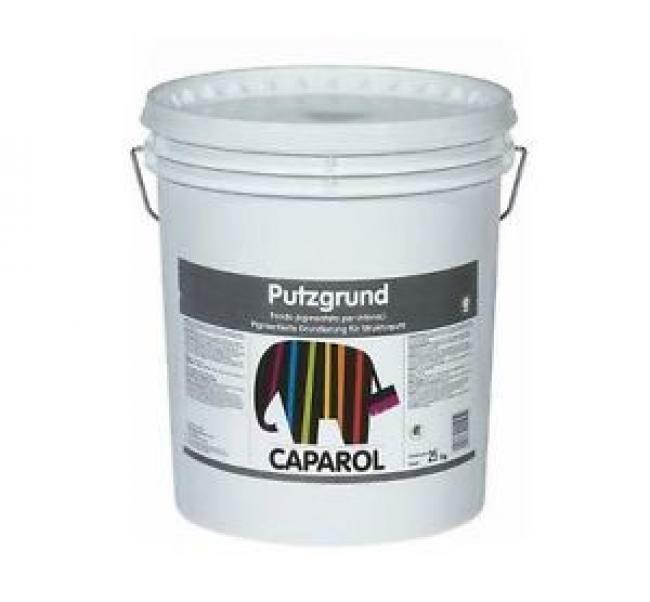 caparol caparol fondo fine di collegamento per esterni e interni putzgrund bianco 7 kg