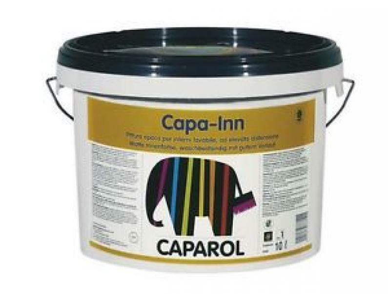 caparol caparol pittura lavabile per interni capa inn base 3 9.4 litri