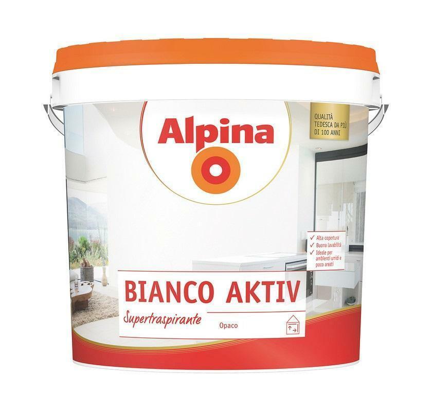 alpina alpina al bianco aktiv traspirante 14 l cod.417110