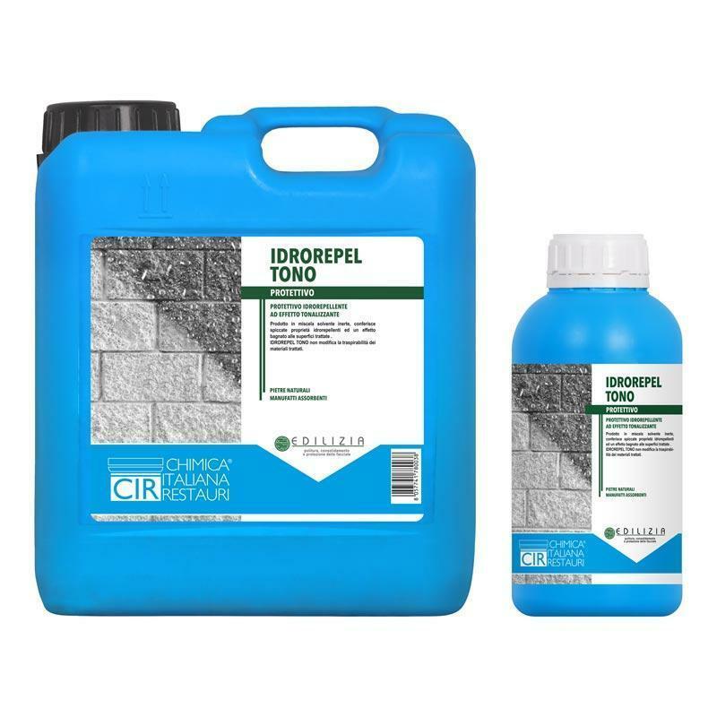 cir cir idrorepel tono 1 litro protettivo idrorepellente per pietre naturali effetto bagnato