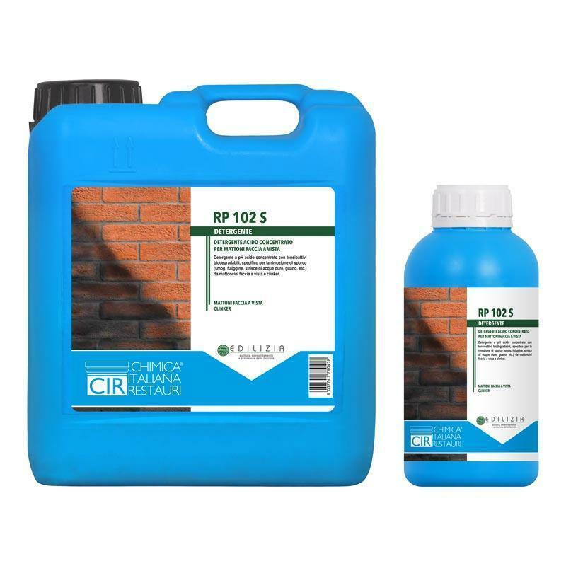 cir cir rp 102/s detergente acido concentrato 1 lt