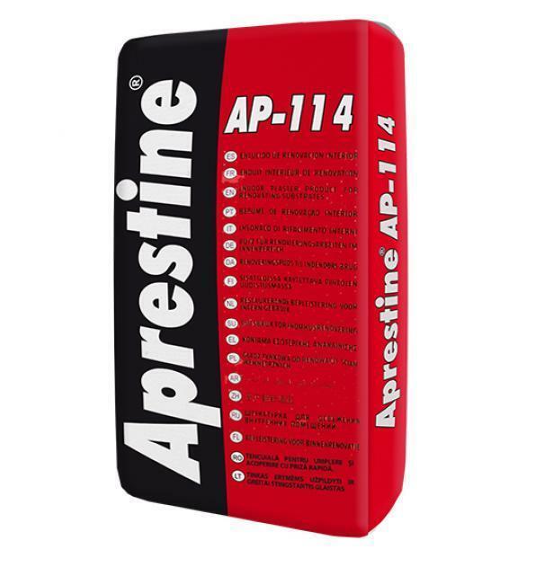 aprestine stucco in polvere ap-114 aprestine etichetta rossa 15 kg