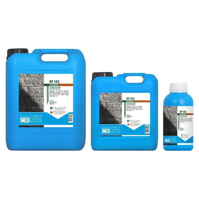 cir cir rp 103 detergente concentrato acidulo 5 lt