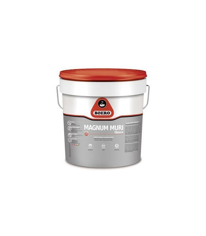 boero boero magnum per muri satinato bianco 0.75 lt cod.126.001