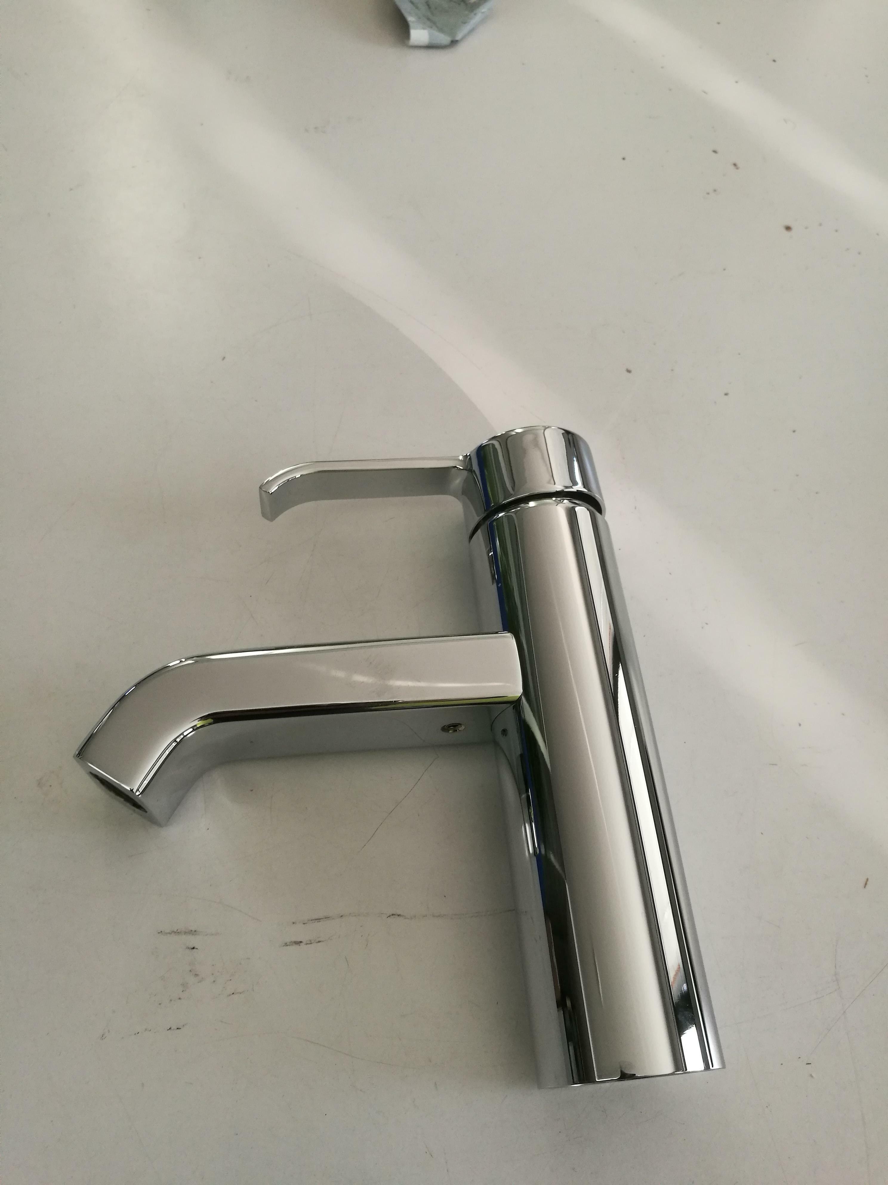 zucchetti zucchetti miscelatore on lavabo con scarico cod.zon595