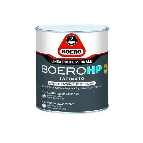 boero boero hp satinato bianco 0,750 lt