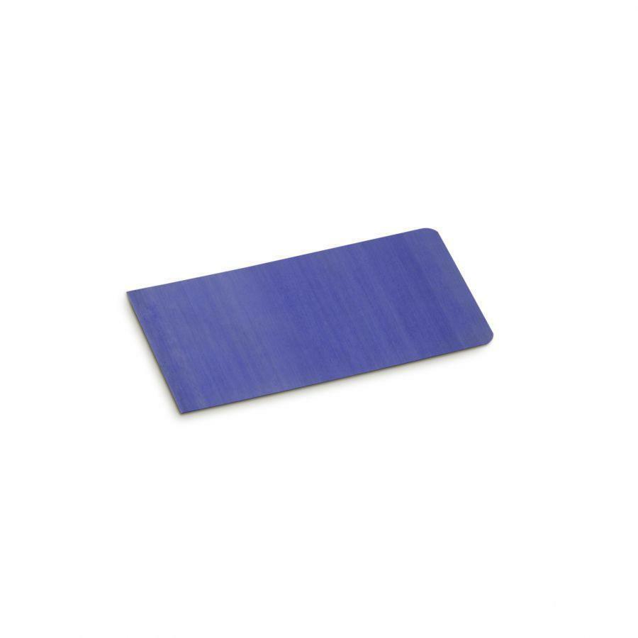 nespoli nespoli spatola blu senza manico 100 mm