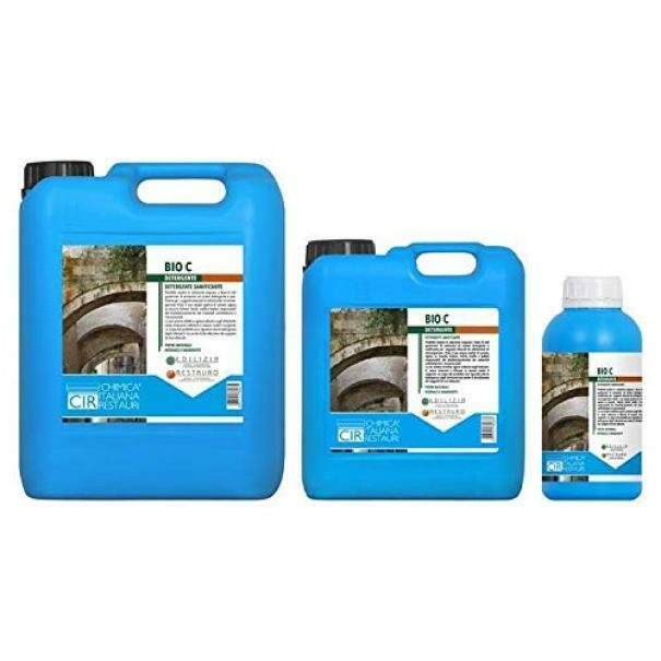 cir bio c detergente sanificante per eliminazione biodeteriogeni 1 lt