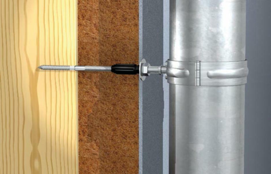 fischer fischer thermax 8/80 m6 fissaggio a spessore per materiali isolanti