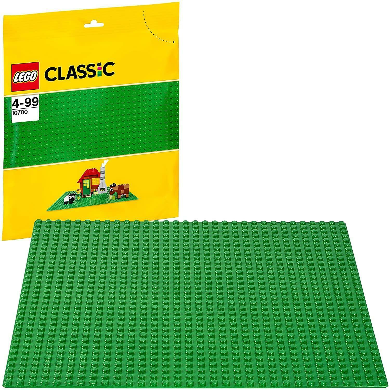 lego lego classic 10700 - base verde