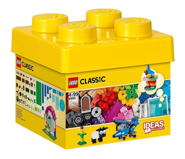 lego lego classic 10692 - mattoncini creativi