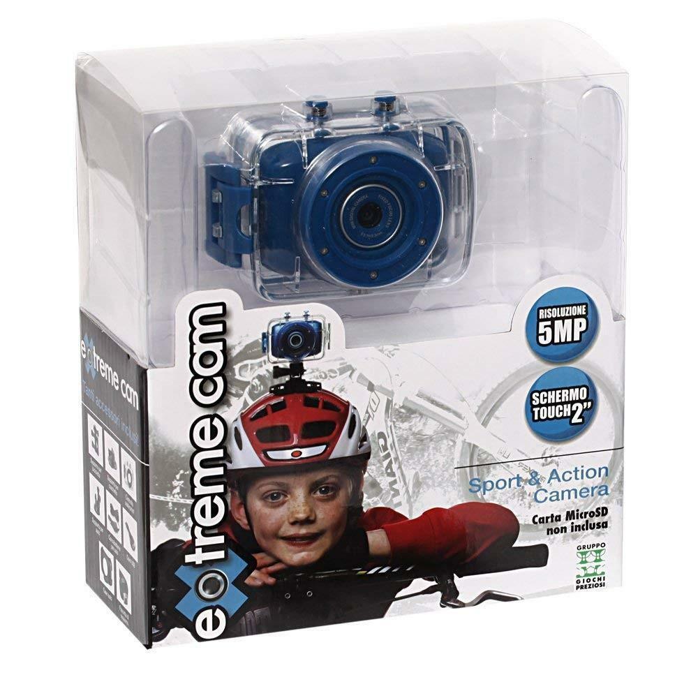 giochi preziosi extreme cam camera e macchina fotografica, con accessori