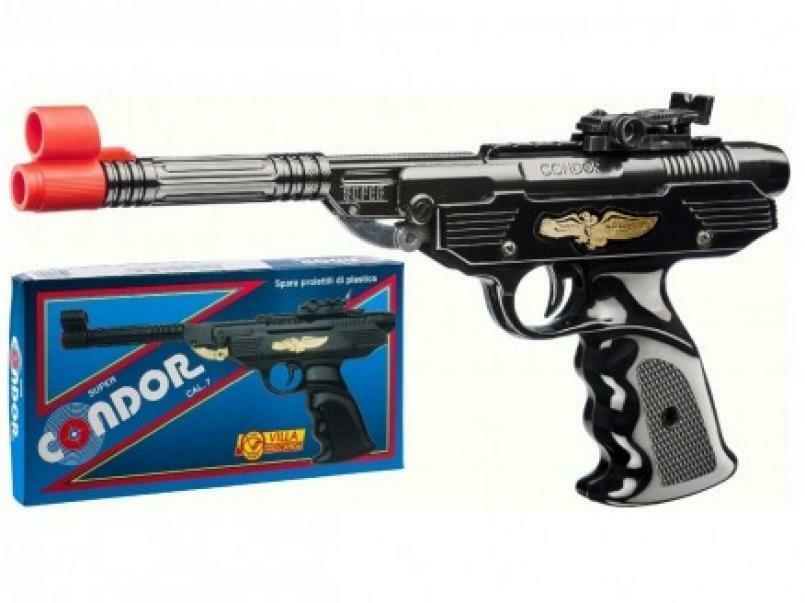 villa giocattoli villa giocattoli pistola super condor cal. 7