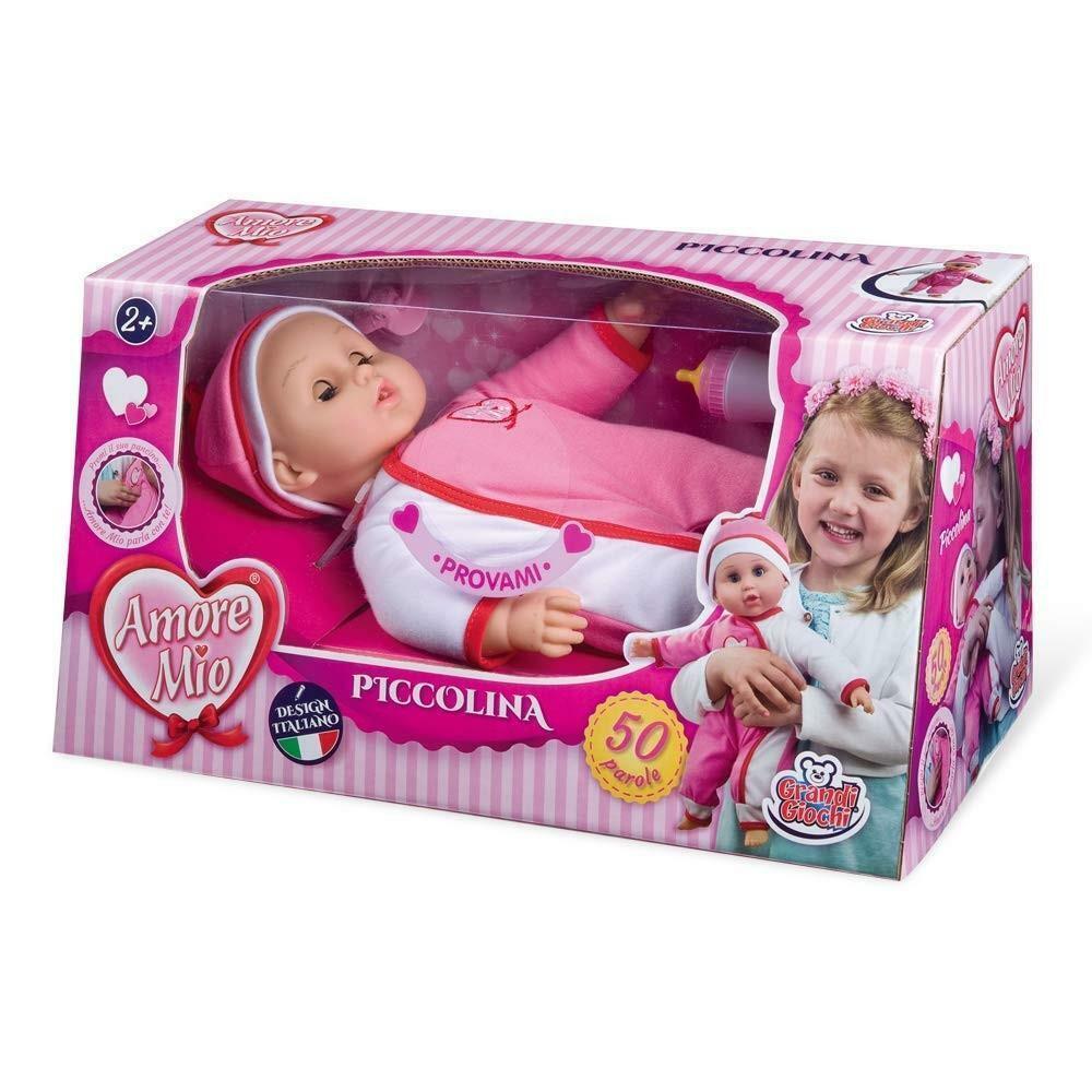 grandi giochi grandi giochi bambola amore mio piccolina