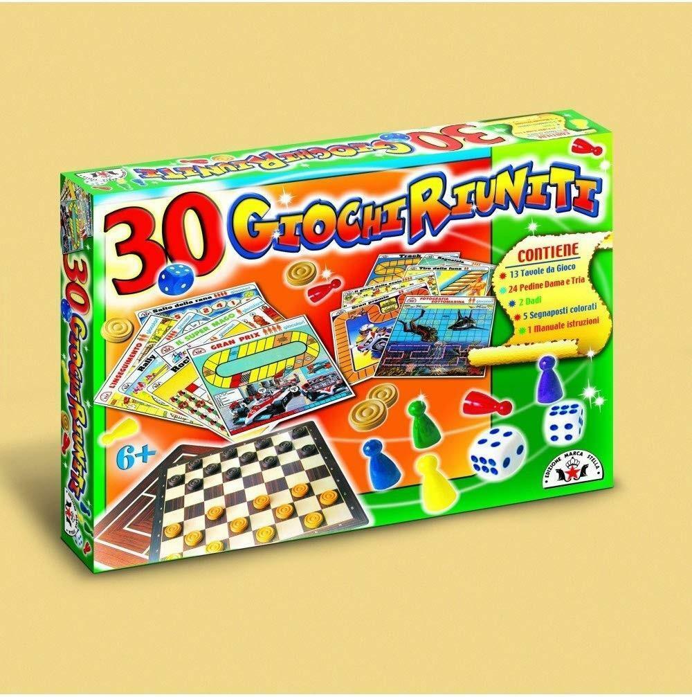 giocattoli 30 giochi riuniti
