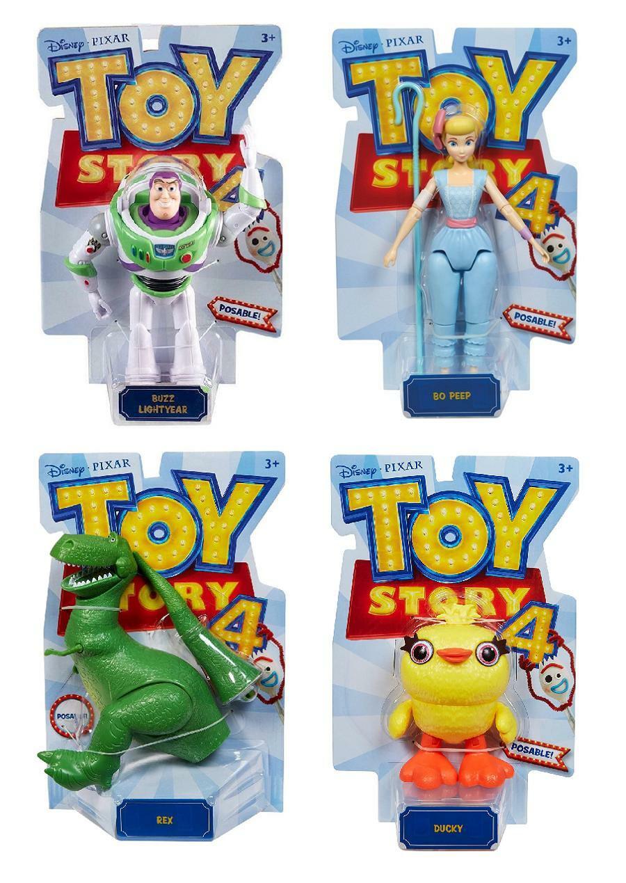 mattel mattel toy story 4 - blister 1 personaggio