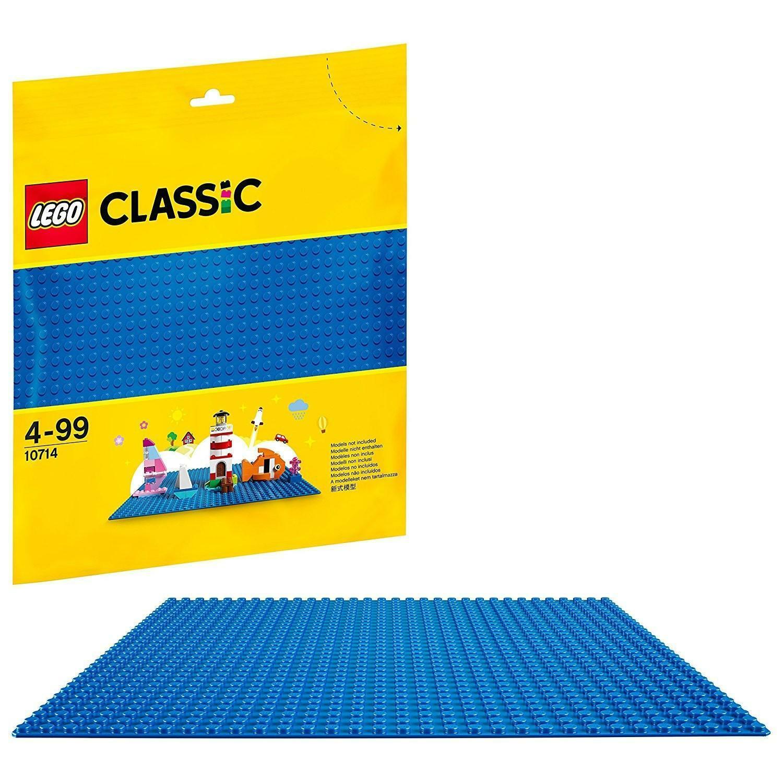 lego lego classic 10714 - base blu